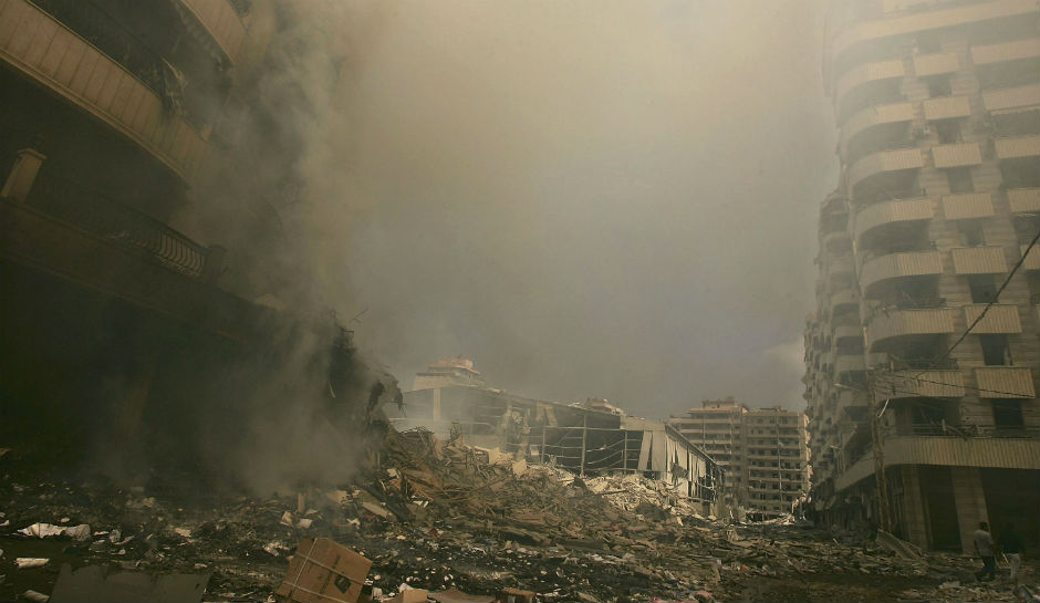 Beirut-Bombing