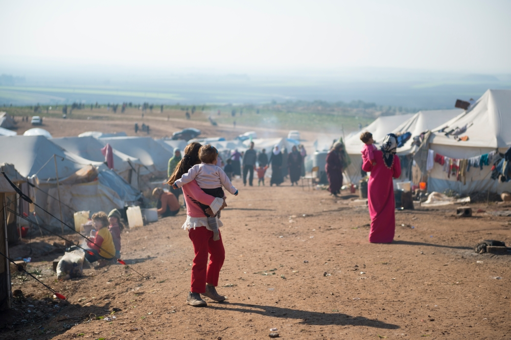 Syrian internally displaced persons
